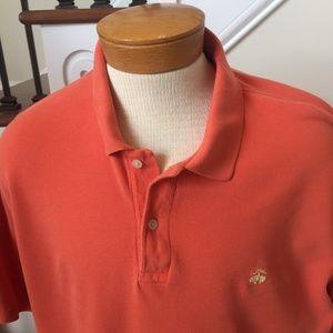 Brooks Bros XL Short Sleeve Polo(LIKE NEW)